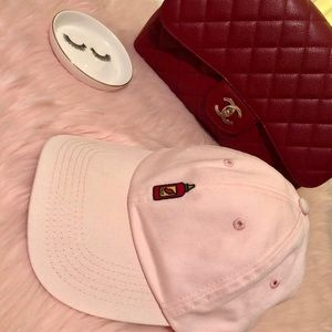 Pink Hot Sauce Baseball Cap